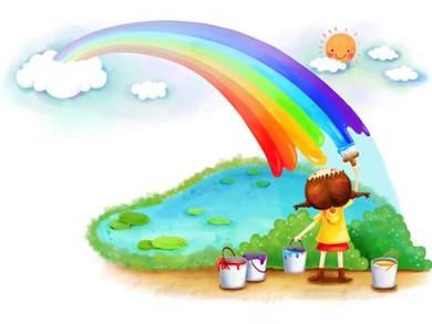 Il tesoro e l'arcobaleno