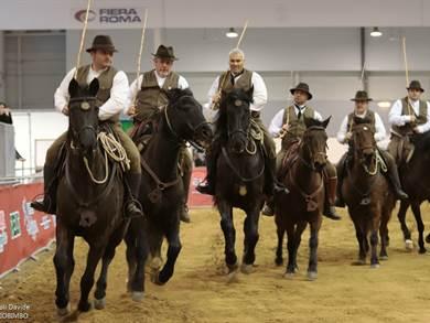 Radiobimbo e Fiera Cavalli 2019