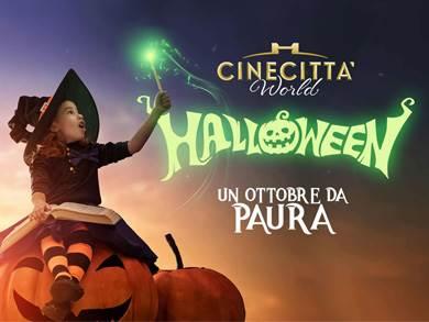 Halloween a Cinecittà World - dal 2 Ottobre attrazioni a tema per un parco divertimenti da brivido